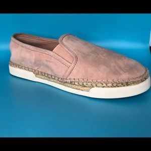 Vince Camuto suede loafers